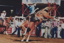 Rodeo Veranstaltung - Photo Credit: Tourism Saskatoon
